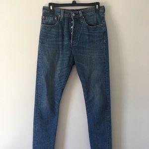 BRAND NEW Levi's 501 skinny jeans